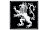 White Lion, Selling, Faversham Logo